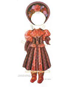 Винтажная кукла (1907 год)
