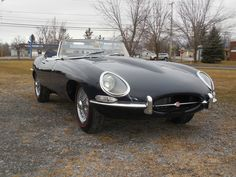 Car brand auctioned:Jaguar E-Type OTS 1967 Car model jaguar e type xke series i 4.2 l ots roadster