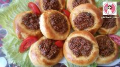 فطاير باللحمة بعدة أشكال سهل التحضير - طريقة عمل فطائر اللحم التركية ( ا...