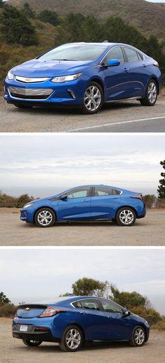 The 2016 Chevrolet Volt