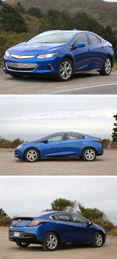 The 2016 Chevrolet Volt