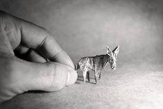 The wonderful Origami Art by Gonzalo Calvo