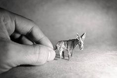 The wonderful Origami Art by Gonzalo Calvo