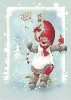 Thank you Kaarina Toivanen Christmas Clipart, Christmas Music, Christmas Love, Christmas Printables, Christmas Pictures, Vintage Christmas, Winter Illustration, Christmas Illustration, Decoupage