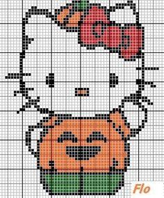 Halloweeny Hello Kitty :-)