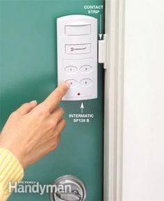 Safe Home Security Tips