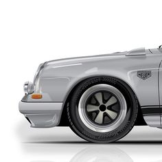 Here is a custom rendering for Kevin's project 912R in Silver with wider fenders, roll cage, center fill tank, a spyder mirror, and some deep Fuchs. #cardesign #porsche #porscheclassic #classic #classiccarsdaily #petrolicious #fuchs #stancenation #drivetastefully #getoutanddrive #carart #carporn #carsofig #automotive #aircooled #aircooledsociety #design #cardesign #rendering #vectorart #automotiveart #illustrator #stancenation #vintage #911 #912 #custom #artist #designer #drivetastefully