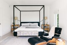 Four poster bed FTW