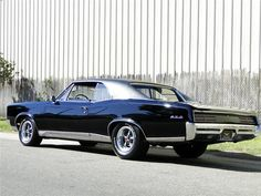 1967 PONTIAC GTO 2 DOOR COUPE
