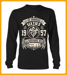 1957 LA NAISSANCE DES LGENDES - Neujahr shirts (*Partner-Link)