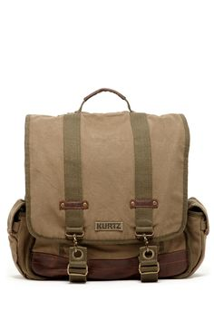48297dc69bd6 Maplewood Courier Backpack on HauteLook My Style Bags