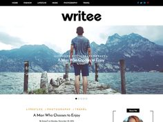 Writee is an inventively intense and outwardly dazzling, free individual WordPress blog topic. Writee is completely responsive and portable inviting. The subject components pixel consummate outline and incorporates custom gadgets,...