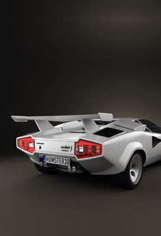 This was my dream car for such a long time Lamborghini Countach 5000