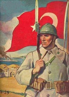 Republic Of Turkey, The Republic, Honor Guard, Ottoman Empire, Historian, Wwi, Army, Poses, Limassol
