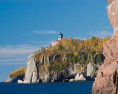 Split Rock on Lake Superior