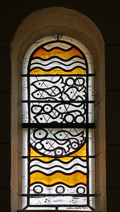 Contemporary Stained Glass | Flickr - Photo Sharing!