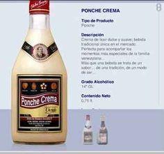 .....Ponche Crema La traducción !!!