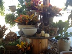 Dig Gardens, Wreaths, Table Decorations, Fall, Home Decor, Autumn, Decoration Home, Door Wreaths, Fall Season