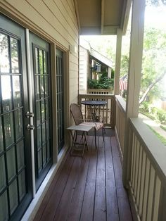Private balcony.  #forsale #condo #houstoncondos #houstonrealestate #realestate #balcony #outdoorspaces