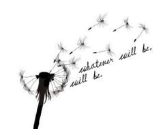 Dandelion Tattoo On Wrist | Whatever will be will be dandelion tattoo idea - Tattoo Mania