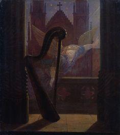Carl Gustav Carus : La Musique, 1826