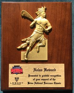 The Laxmedals.com trademarked Traditions Lacrosse Award Plaque. #Laxmedals #lacrosse #USlacrosse #lacrossetournament #lacrosseclub #lacrosseteam #customdogtags #lacrosseaward #lacrossemedals #lacrosseplaques #lacrossetrophies #lacrosserecognition #lacrossecoins #challengecoins #lacrossechampions #customsportsmedals #customawards #militarydogtags #soccermedals #hockeymedals #footballmedals #volleyballmedals #sportsmedals #bestlacrosseawards #vintagelacrosse #buylacrosse Football Medals, Sports Medals, Custom Dog Tags, Custom Awards, Sports Awards, Dog Tags Military, La Crosse, Challenge Coins