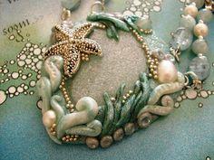 Collier Seafoam by Ali di Libellula, via Flickr
