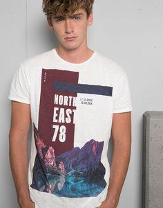 Camisetas - REBAJAS - HOMBRE - Bershka España
