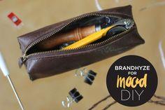 Leather Pencil Case5