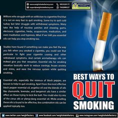 Nicotine Patch, Withdrawal Symptoms, Chewing Gum, Electronic Cigarette, Acupuncture, The Help, Smoking, Addiction, Herbs
