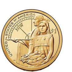 2014 Native American Coin - Sacagawea dollar - Wikipedia, the free encyclopedia American Dollar, American Coins, American Indians, American History, Sacagawea Dollar, Coin Dealers, Gold And Silver Coins, Lewis And Clark, Old Money