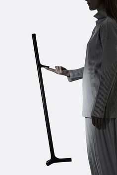 shiro studio's 'enea walking stick' reinterprets medical design language