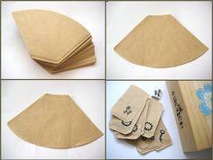 By MiekK Blogt: KoffieFilter Knutsels  Nice Idea!