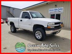 1999 Chevrolet Silverado 1500 $3998 http://www.Oceantulsa.com/inventory/view/10763364