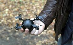 This small size Pitta autonomous 4k #selfie_drone packs a lot inside: a 13MP camera, support for 4K/30fps recording, and software… #Gadgets