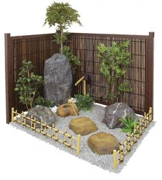Image Mini garden set - All About Japanese Garden Landscape, Small Japanese Garden, Mini Zen Garden, Japanese Garden Design, Garden Furniture, Outdoor Furniture Sets, Outdoor Decor, Furniture Cleaning, Furniture Dolly