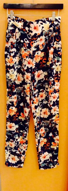 Float pants ! Perfect for spring