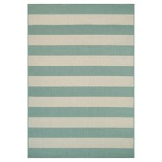 "Have to have it. Couristan Afuera Yacht Club Indoor / Outdoor Area Rug - $49 @hayneedle ""..........nice..."