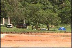 Cazuza: Cai número de banhistas após ataque de peixes carn...
