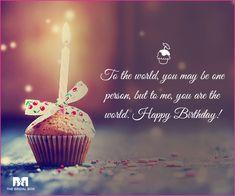 Happy Birthday Love SMS