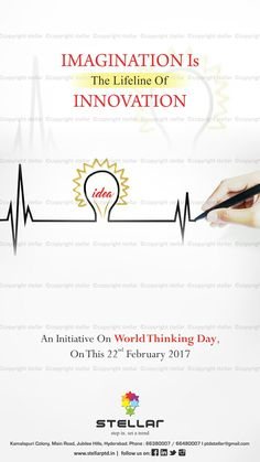 Creative thinking inspires ideas, ideas inspire change...  Introducing wide range of #homedecor products that help you achieve work satisfaction.   An initiative by STELLAR on World Thinking Day.   To explore our products, visit our store or website - www.stellarptd.in   #sanitaryware #tiles #wallpaper #woodenflooring #veneers #laminates #plywood #kitchen #fixtures #harware #highlighters