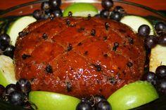 Vegan Christmas Ham #vegan #recipes #christmas