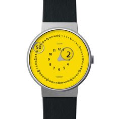 design study for zoomin watch - designed by gennady martynov and emre cetinkoprulu