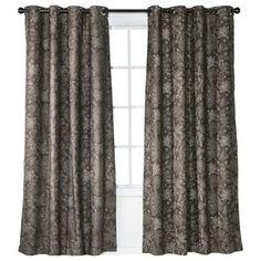 Threshold� Grayson Grommet Toile Floral Window Panel