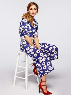 Olivia Palermo's New Line With Nordstrom Is Launching Just in Time for Fashion Week
