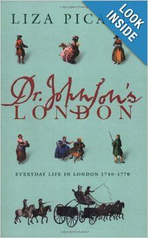 THE book for Georgian London