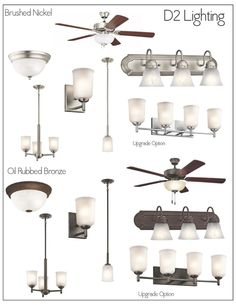 Shailene Oil Rubbed Bronze Lighting Package with Matching Vanity Lights Vanity Lighting, Wall Sconce Lighting, Wall Sconces, Oil Rubbed Bronze Faucet, Oil Brush, Colorado Homes, Country Farm, Brushed Nickel, New Homes