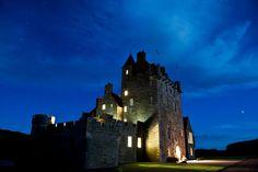 Ackergill Tower // Caithness, Scotland.