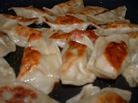 Potstickers - America's test kitchen recipe
