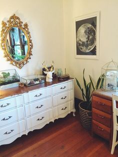 Krystal's Calm, Bohemian Bedroom — Favorite Rooms | Apartment Therapy